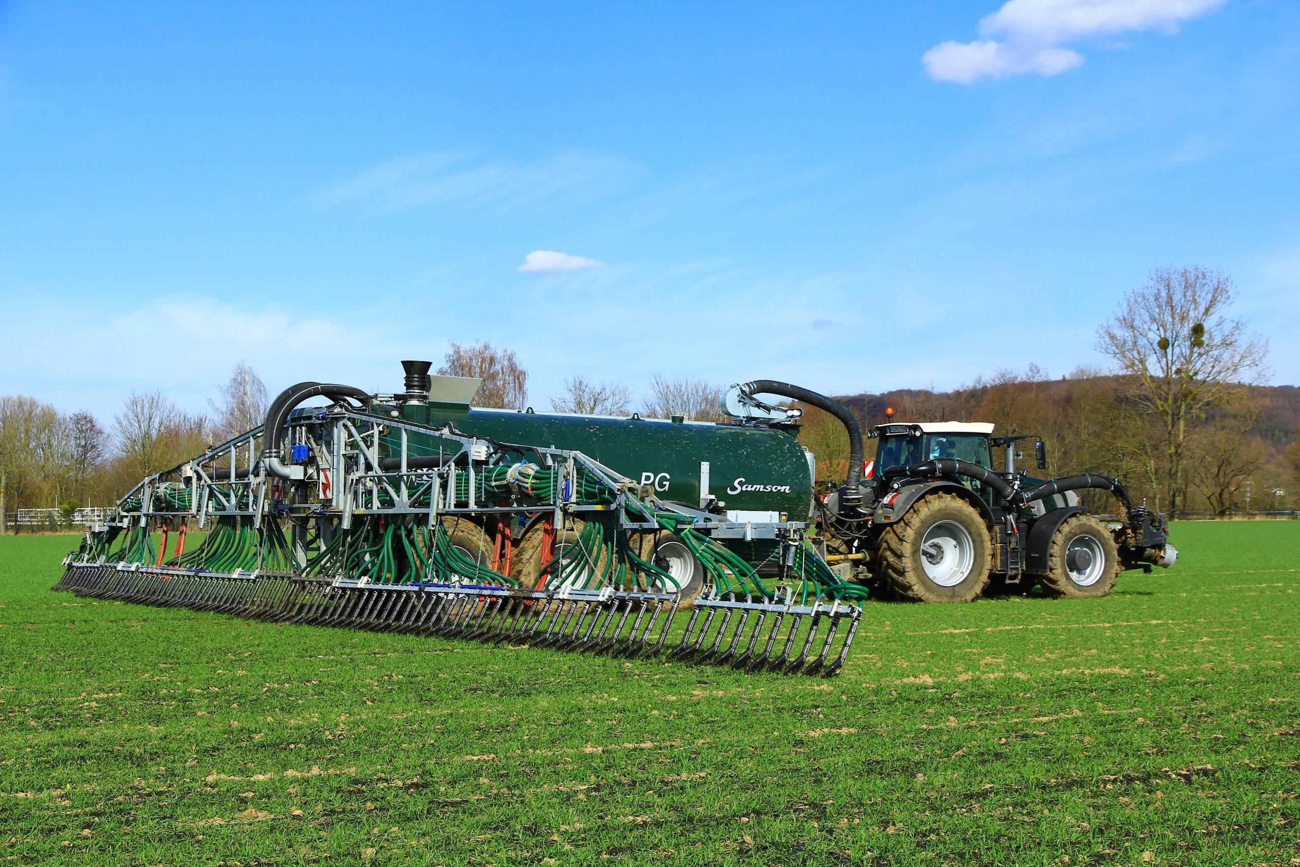 Landwirtschaftsschlauch